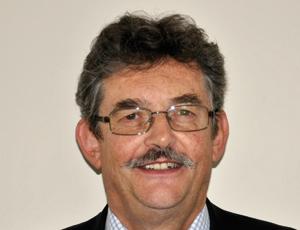 Terry Hazeldine, director of resources and financies, Wildlife Trust for Bedfordshire