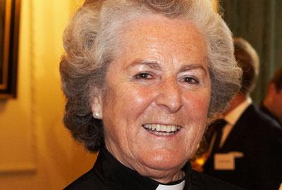 Reverend Celia Carter
