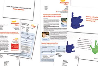 Meningitis Trust recruitment packs