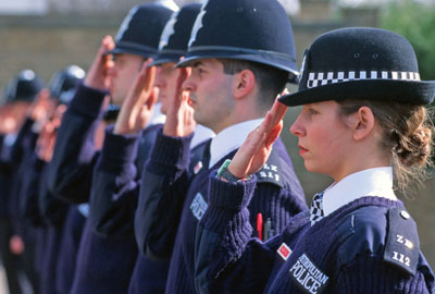 Police: few charities have heard of reforms