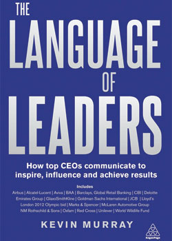 The Language of Leaders