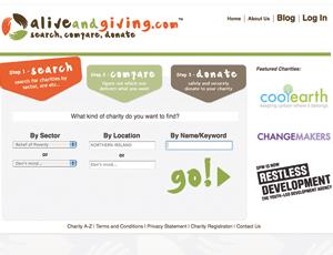 Aliveandgiving.com