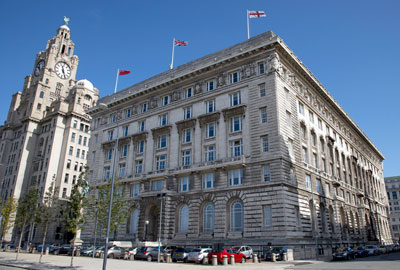 Cunard Building, home of Liverpool employment tribunal