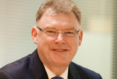 Fred Payne, chief executive of the BWC