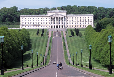 Stormont: The Northern Ireland Executive is debating the definition of public benefit