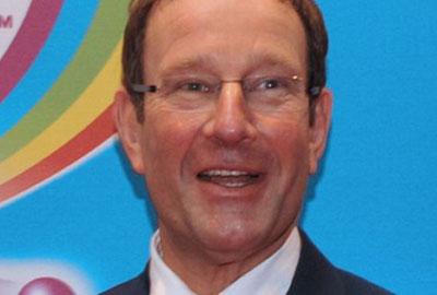 Health Lottery founder Richard Desmond