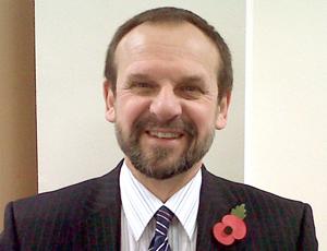 Allan White, strategic development manager, Hft