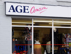Age Concern store