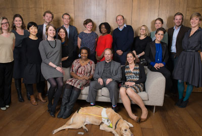The new fellows joining the Clore Social Leadership Programme