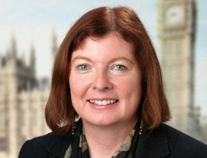 Shadow minister Roberta Blackman-Woods