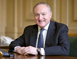Nigel Brown, grand secretary of the United Grand Lodge of England