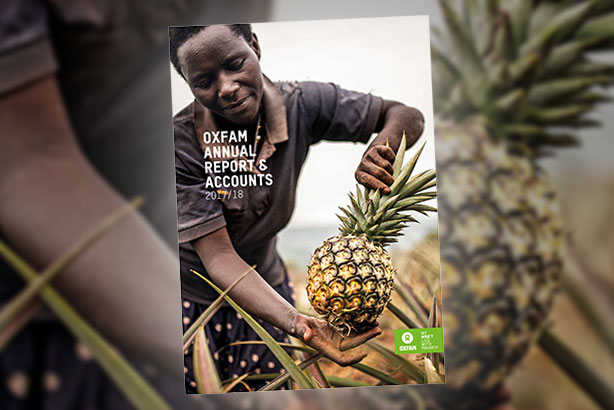 Oxfam annual report
