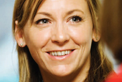 Kate Cavelle, head of UK corporate social responsibility at Deutsche Bank