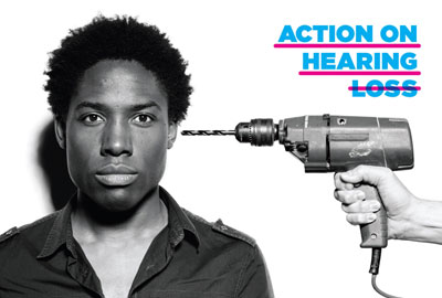 Action on Hearing Loss campaign