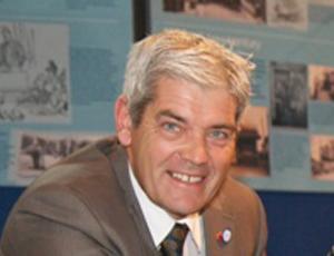 Howard Bridges, deputy chief, Battersea Dogs & Cats home