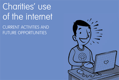 Charities' Use of the Internet report