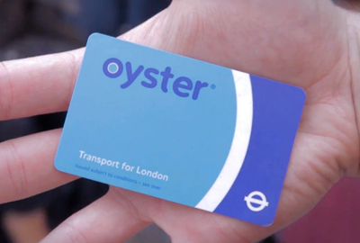 A grant will go to an Oyster card scheme