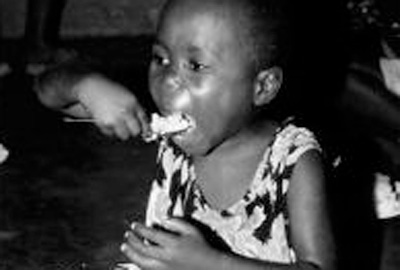 World Children's Fund Sudan campaign