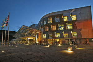 Scottish Parliament: heard the decision last week. Credit: Scottish Parliamentary Corporate Body 2008