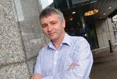 Report co-author Adrian Sargeant