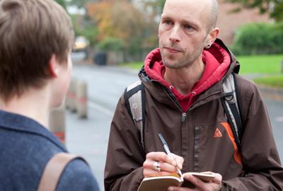 Community organisers: bursaries
