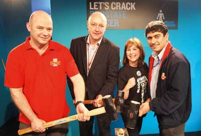 Prostate Cancer Charity and Royal Mail
