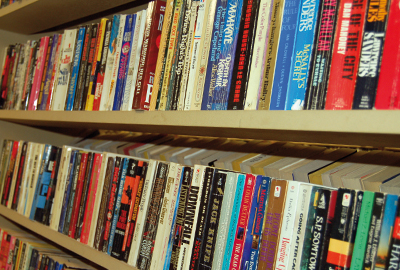 Number of library volunteers rises