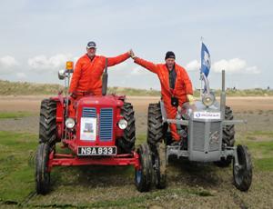 Tractor challenge
