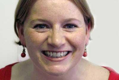 Emma Halls, chief executive, PCRF