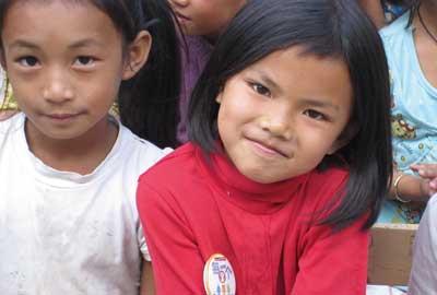 China: Charity ran a project in Yunnan