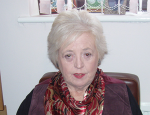 Janet Forster-Warnes, chair of APGO