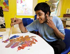 Action for Children: its disability projects help children build confidence