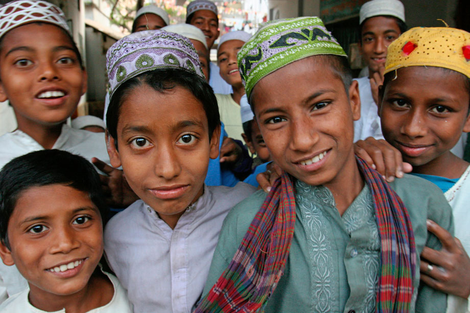 The Aid and Peace Trust supports education in Bangladesh