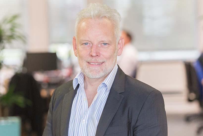 Aled Morris, CEO, Harris Hill