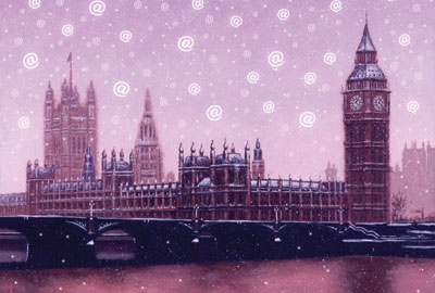 Westminster (Illustration: James Fryer)