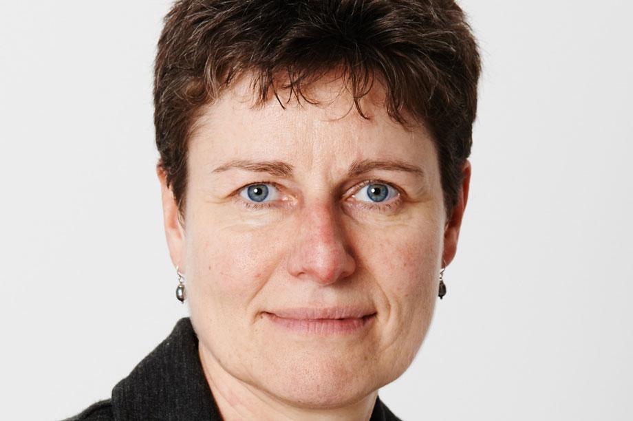 GirlGuiding chief executive Angela Salt