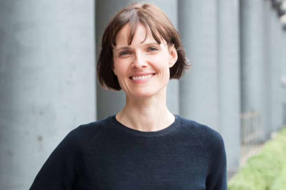 Anne-Marie Huby, founder and managing director of JustGiving
