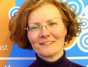 Pauline Roche is the new chief executive at the Digbeth Trust