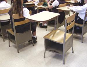 Schools on 'high-risk' charities list