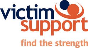 New logo: Victim Support