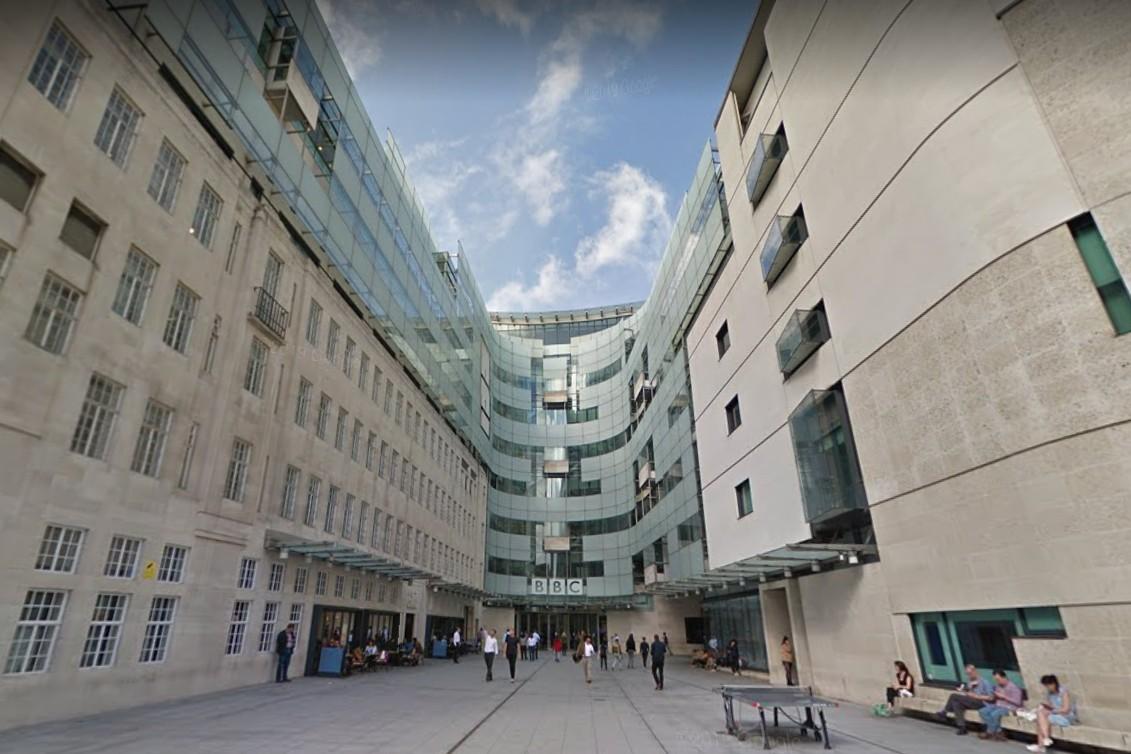 BBC Broadcasting House (Google Maps)