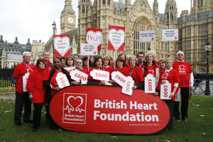 March: the BHF protests