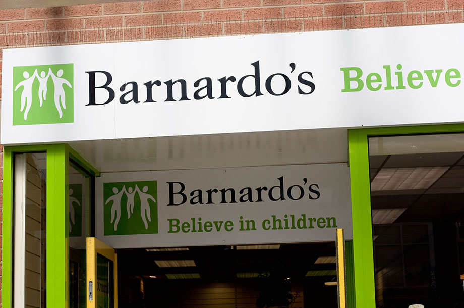 Barnardo's: accepted judgment