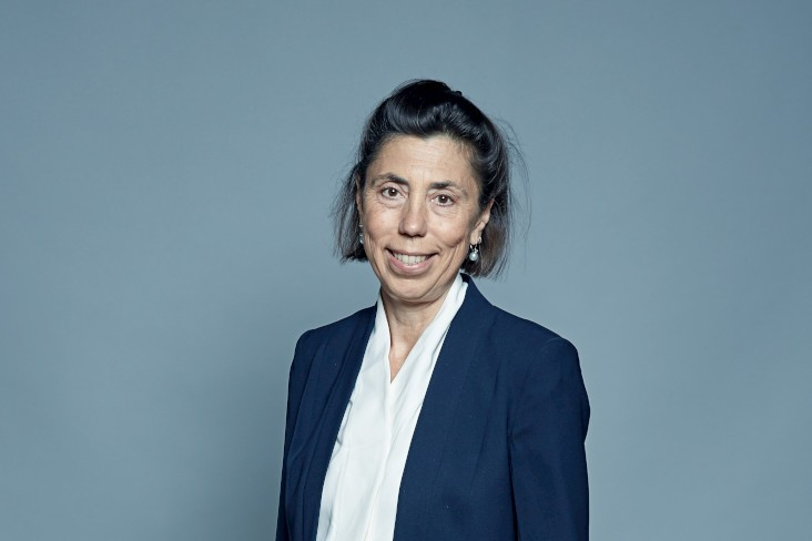 Baroness Barran, the Minister for Civil Society