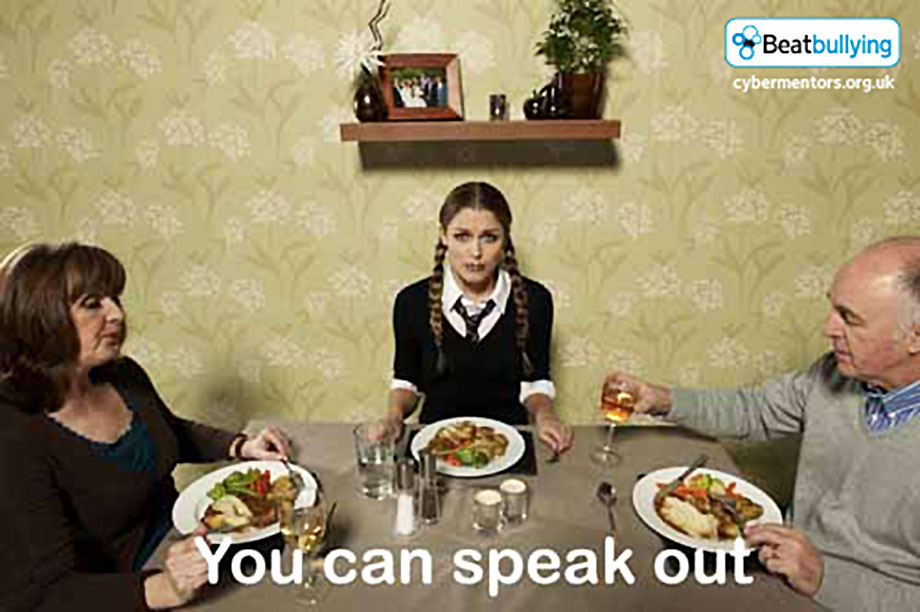 BeatBullying advert