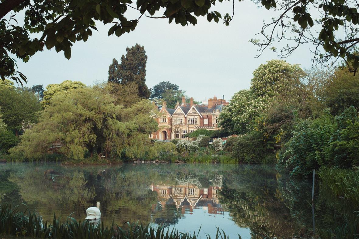 (Photograph: Bletchley Park Trust/Bureau for Visual Affairs)