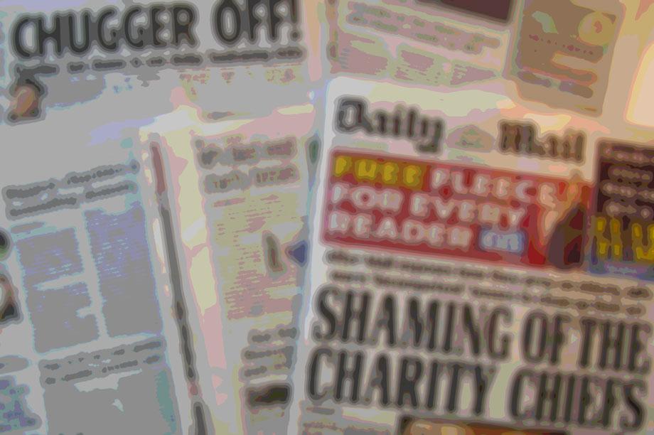 Negative headlines