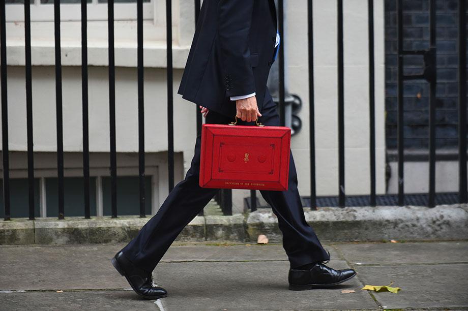 The Budget bag (Photograph: PA)