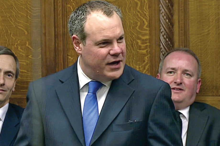 Conor Burns MP