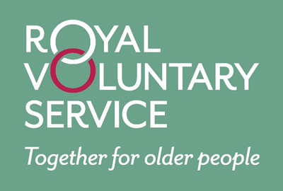 The new logo of Royal Voluntary Service